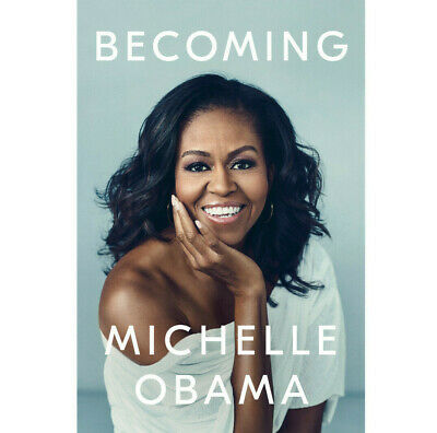 Becoming by Michelle Obama (E-BooK)