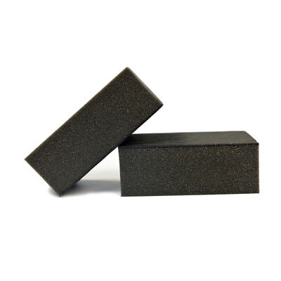 2 pc Car Auto Magic Clay Bar Pad Sponge Block Cleaner Detailing Cleaning Eraser