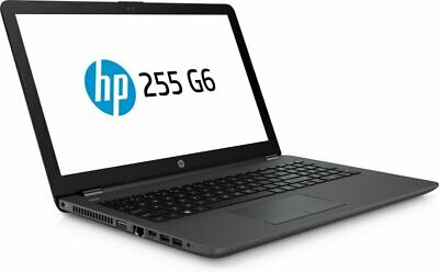 "HP Laptop 255 G6 , AMD A6-9225 2.6GHz, 4GB DDR4, 1TB HDD, 15.6"", Free DOS OS"