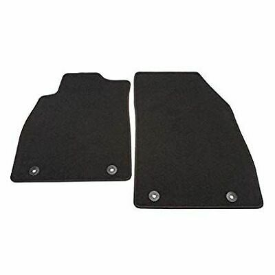 Tan Custom Fit Auto Floor Mats for Select Scion iQ Models Rubber-like Compound Intro-Tech SC-622R-RT-T Hexomat Second Row 2 pc