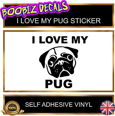 British Bulldog On Board Car Sticker silhouette decal window van Dog Lover uk