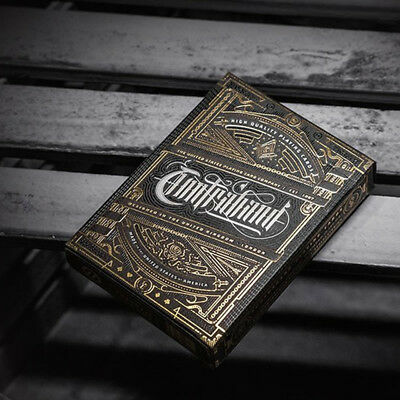 Contraband Playing Cards Theory 11 Worlds Finest Playing Cards USPCC Poker