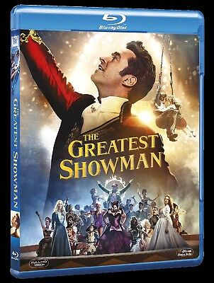 The Greatest Showman - Blu Ray  Blue-Ray Musicale