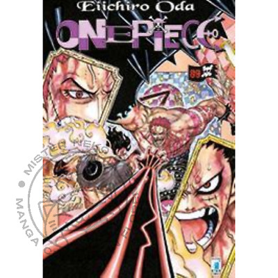 Manga - One Piece 89 - Star Comics