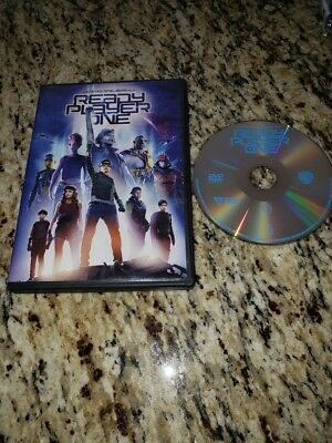 Ready Player One 2018 DVD, Single Disc Edition