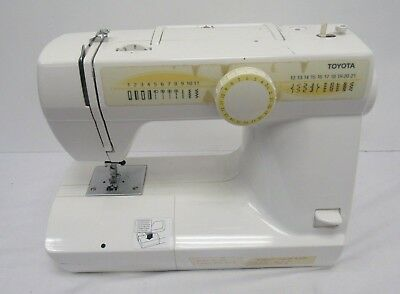 Toyota Sewing Machine RS2000 Series EC16 Model - WEL S9