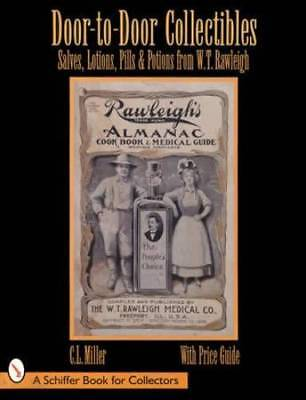 Collectors Guide to Antique Rawleigh Tins, Medicines, Spices Advertising & More