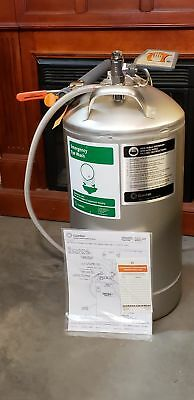 Guardian 2-2008 Portable Emergency Eyewash Station Tank