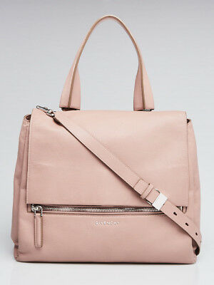 7bc5320840d GIVENCHY PINK LEATHER Pandora Pure Medium Bag - $710.00 | PicClick