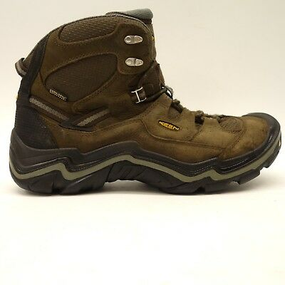 dc519d3990a KEEN MENS 10.5 used Durand Waterproof Mid- Hiking Boot - $57.65 ...