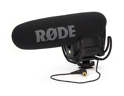 Rode VideoMic Pro Rycote - Ex Display, like new.