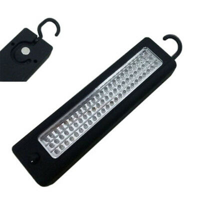1 X 72 LED Battery Power Mechanics Magnetic Hanging Trouble Work Light Bar Lamp