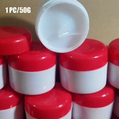 50g High Vacuum Silicone lubricate Grease For Rubber Lubricant O-Ring Valve Car
