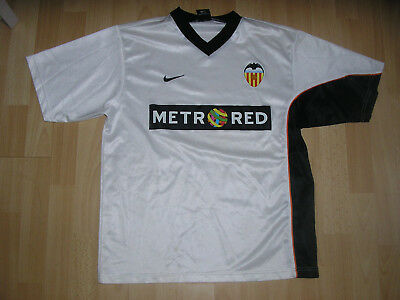 new styles b10c7 6be1a maillot football nike FC VALENCE Valencia taille S