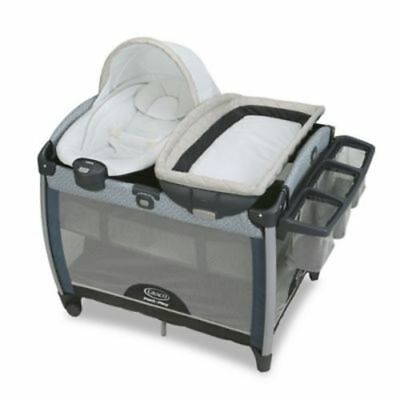 5eee95f1b474c GRACO PACK  N Play Portable Bouncer Playard with Bassinet -  129.99 ...