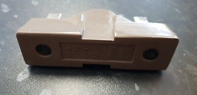 MEM Kantark Exel / Minor Ceramic Fuse Wire Carriers / Holders 30A 20 / 15A