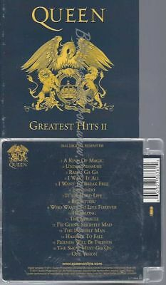 Cd--Queen--    Greatest Hits Ii -