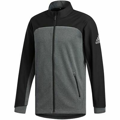 adidas Golf 2019 Go-To Full Zip Mens Water Resistant Jacket