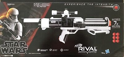 Free Shipping Nerf Rival Star Wars Stormtrooper Blaster Hasbro