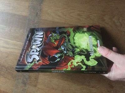 ALBUM BD COMICS SPAWN resurrection delcourt eo 2006