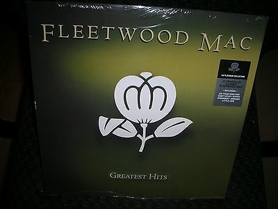 Fleetwood Mac ***greatest Hits **brand New Record Lp Vinyl