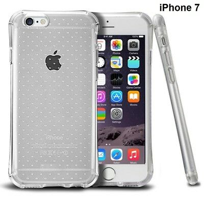 Funda carcasa para iPhone 7 Plus Gel antigolpes Transparente contra caidas
