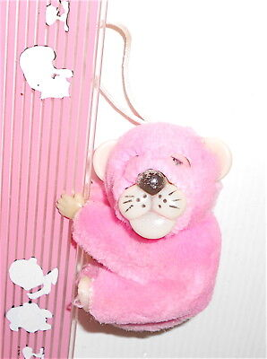 PINK PANTHER  - PANTERA ROSA 70s puppet clip - pupazzo a clip