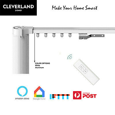 SMART ZIGBEE MOTORISED Curtain Track for SmartThings Nue Alexa