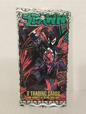 Spawn Trading Cards 8 Pack