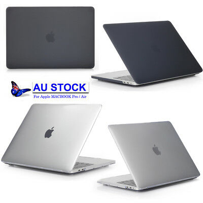 "Matte/glossy Laptop Case+keyboard cover for Apple Macbook Pro 13"" 15"" 2012-2018"
