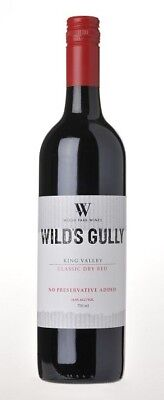 Wilds Gully Classic Dry Red Preservative Free 2017 (12 x 750mL), VIC.