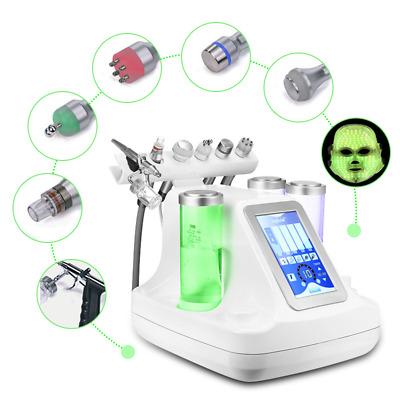 7 in 1 Hydra Dermabrasion Aqua Peel Clean Skin Care BIO light RF Beauty Machine