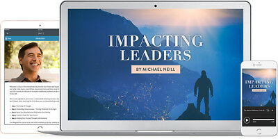 Michael Neill – Impacting Leaders + Science of Coaching - Video Audio PDF  $997