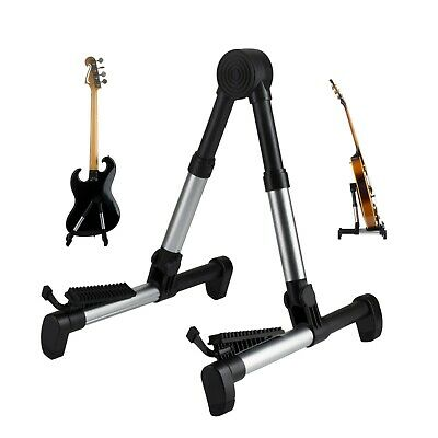 Guitar Stand Folding Lightweight for Acoustic Electric Bass Offset Classical