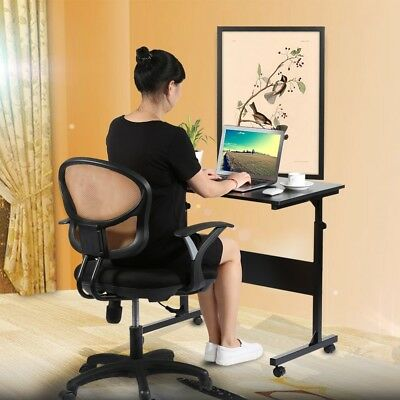 Notebook Desk Adjustable Portable Laptop Table Stand Lap Sofa Bed Tray Computer