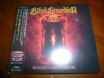 Blind Guardian / Beyond The Red Mirror JAPAN+2 2CD NEW!!!!! *C