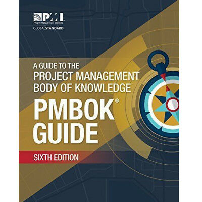 [PDF] PMI PMBOK Guide 6th Edition 2018 (Email Deivery)