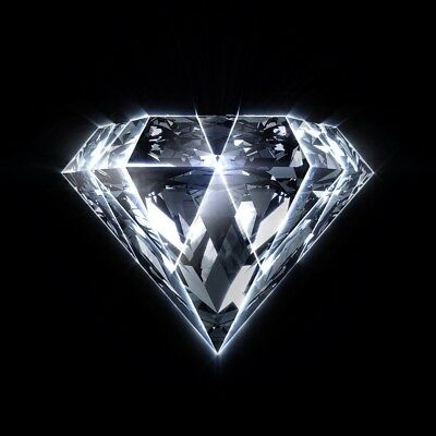 EXO - LOVE SHOT [Random ver.] CD+Photocard+Folded Poster+Free Gift+Tracking no.