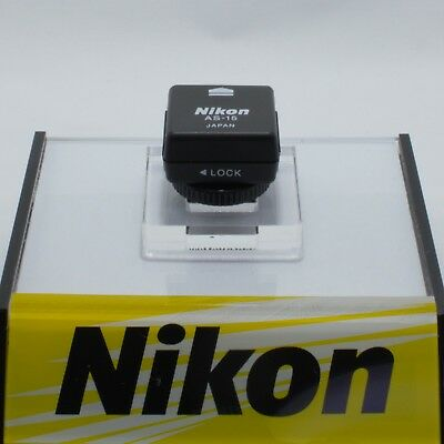 ddda243e97 HZ200126 Nikon AS-15 Sync Terminal Adapter Hot Shoe to PC AS15 for D750