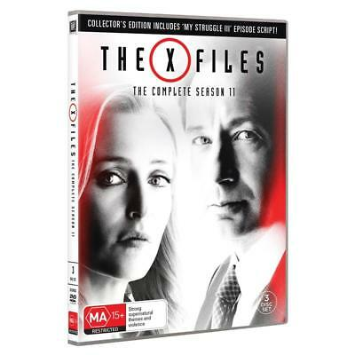 The X-Files : Season 11 : NEW DVD