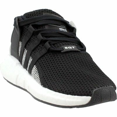 the best attitude ed2ab 2aa7c adidas Eqt Support 93 17 Running Shoes - Black - Mens