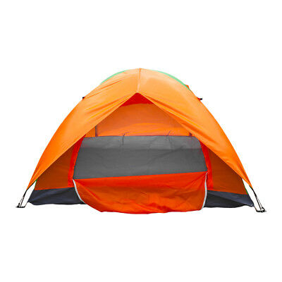 Waterproof 2 Person Hiking Camping Hydraulic Automatic Instant Pop Up Tent Bed
