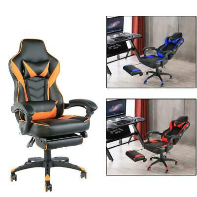 Pleasant Office Gaming Chair Racing Recliner Bucket Seat Computer Machost Co Dining Chair Design Ideas Machostcouk
