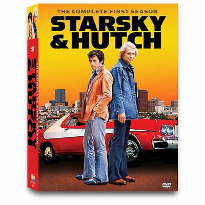 Starsky & Hutch - The Complete First Season 5-Disc DVD Box Set Brand New Sealed