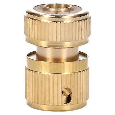 """1/2"""" Brass Female Garden Hose Connector for Water Hose Pipes Quick Release"""