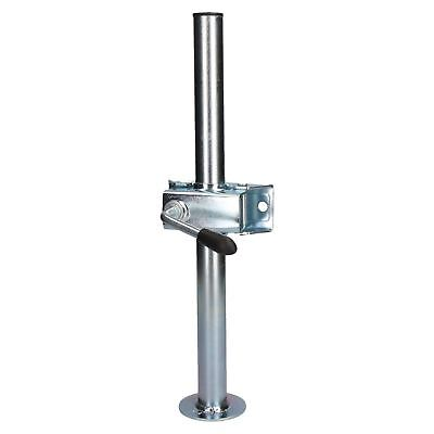 34mm Prop Drop Stand 460mm Long for Trailer Jockey Leg & Clamp