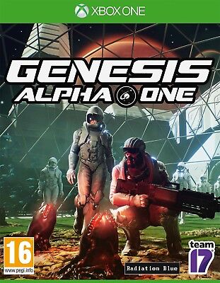 Genesis Alpha One (Xbox One)  BRAND NEW AND SEALED - IN STOCK - QUICK DISPATCH