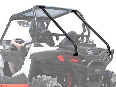 SuperATV Rear Roll Cage Support for Polaris RZR S 1000 (2016+)