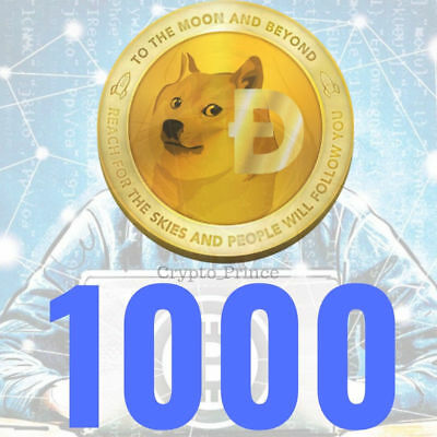 4 Hours Dogecoin(1000 Doge) Mining Contract Processing Speed (MH/s)