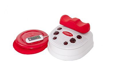 Infrared Chi Machine with Twister, Foot Massager,Vibrating Machine,Used 2 Jg